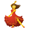 Dancing Girl icon