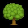 Лиственное дерево icon