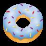 Doughnut Emoji icon