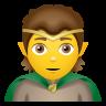 Elf Emoji icon
