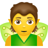 Fairy Emoji icon