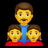 Family  Man Girl Girl icon