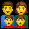 Family  Man Woman Boy Boy icon