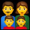 Family  Man Woman Girl Boy icon