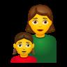 Family  Woman Girl icon