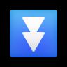 Fast Down Button icon