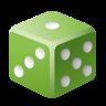 Игральный кубик icon