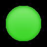 Green Circle icon