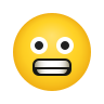 Grimacing Face icon