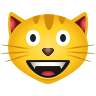 Grinning Cat icon