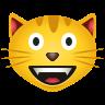 Grinning Cat icon