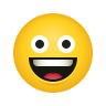 Grinning Face icon