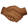 Handshake Medium Dark Skin Tone icon