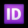 ID Button icon