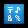 Input Symbols icon