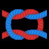 Knot Emoji icon