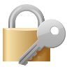 Locked With Key icon