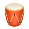 Long Drum icon