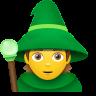 Mage Emoji icon