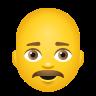 Man Bald icon