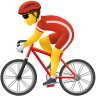 Man Biking icon
