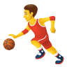 Man Bouncing Ball icon