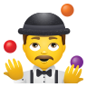 Man Juggling icon