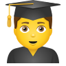 Man Student icon