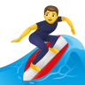 Man Surfing icon