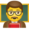 Man Teacher icon