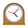 Mantlepiece Clock icon
