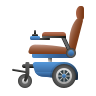 Motorized Wheelchair icon