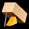 Mouse Trap Emoji icon