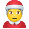 Mrs Claus icon