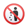 No Littering icon
