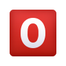 O Button (Blood Type) icon