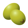 Olive Emoji icon