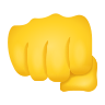 Oncoming Fist Emoji icon