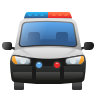 Oncoming Police Car icon