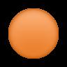 Orange Circle icon