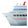 Passenger Ship icon