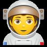 Person Astronaut icon