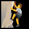 Person Climbing icon