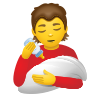 Person Feeding Baby icon