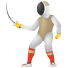 Person Fencing icon