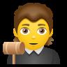 Person Judge icon