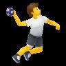 Person Playing Handball icon