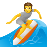 Person Surfing icon