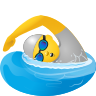 Person Swimming icon