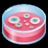 Petri Dish Emoji icon